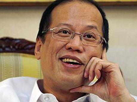 Президент Філіппін Бенінг Акіно