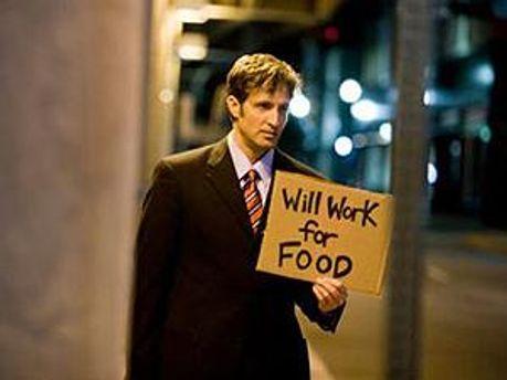 В США безработными остаются 9,1% граждан