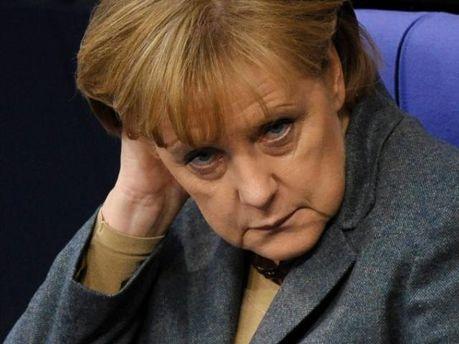 Ангела Меркель не віришила, що робити з Італією