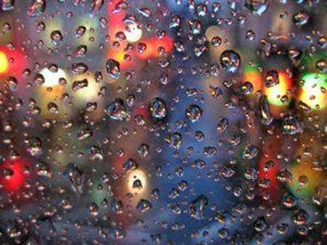 В понедельник прогнозируют дожди на западе страны