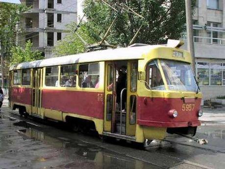 В Киеве хотят собственные трамваи