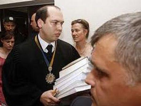 Суддя Печерського суду Сергій Вовк