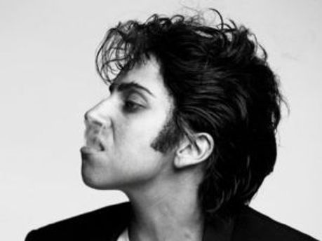 Гага примерила образ мужчины