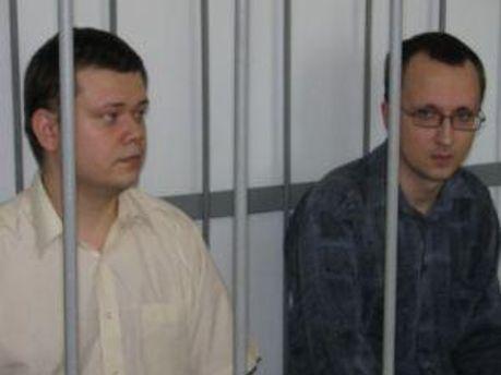 Дмитро Онуфрако та Антон Волошин