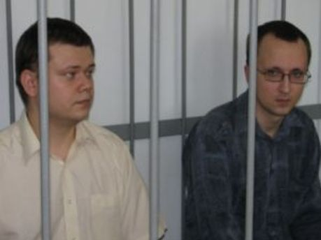 Дмитрий Онуфрак и Антон Волошин