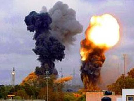 У Лівії звинувачують НАТО у 85 жертвах