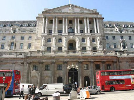 Центральный банк Великобритании
