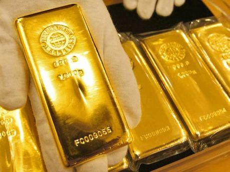 Золото дорожает
