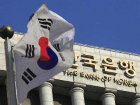 Центральний банк Кореї