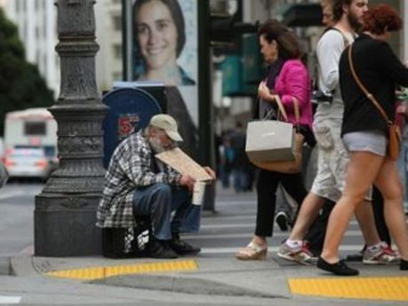 В Литве посчитали бедных