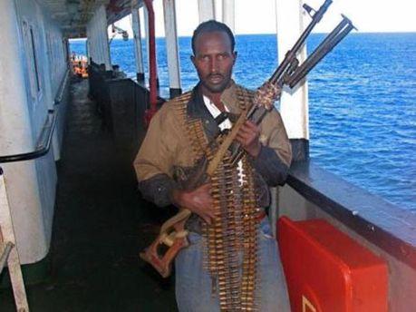 Сомалійські пірати збільшили кількість нападів
