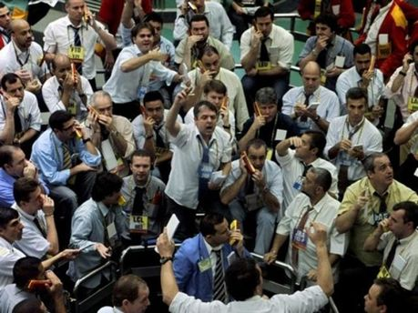 Европейцы отказываются от торговли акциями