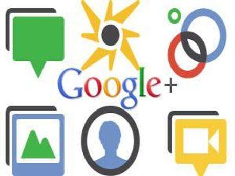 У Google+ можна грати в ігри