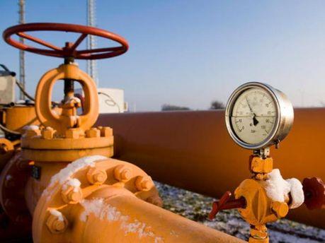 Украина вдвое больше купила российского газа