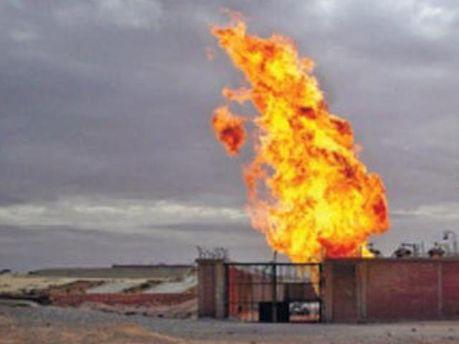Взрыв повредил газопровод в Турции
