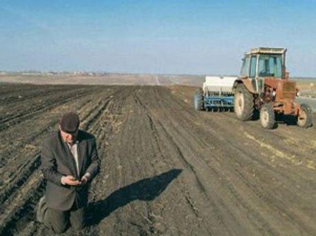 Казахские фермеры будут давать в залог землю