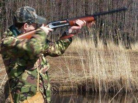 Відкрито сезон полювання на пернату дичину