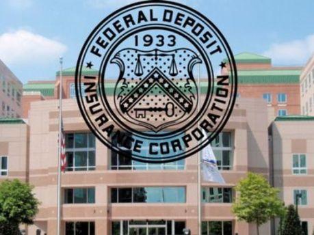 Федеральная корпорация по страхованию банковских вкладов