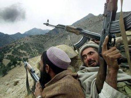 Боевики-талибы