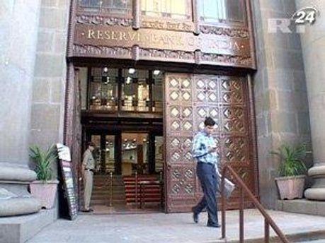 ЦБ Индии размышляет над валютой