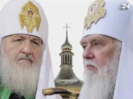 Православные церкви в битве за Украину