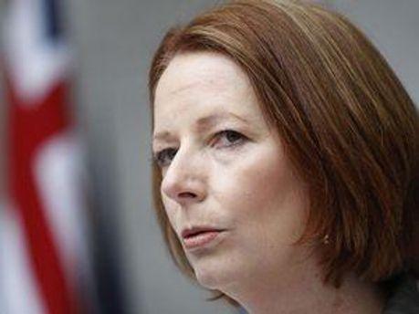 Прем'єр-міністр Австралії Джулія Гіллард