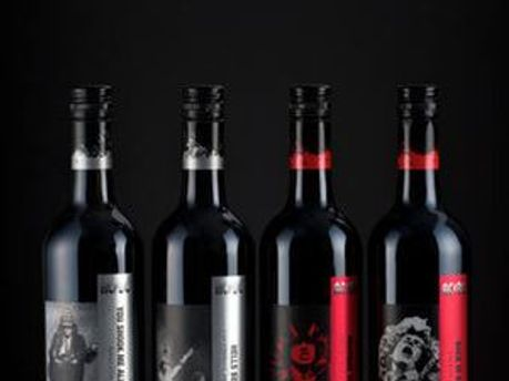 Коллекция вин AC/DC