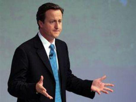 Прем'єр-міністр Великобританії Девід Кемерон