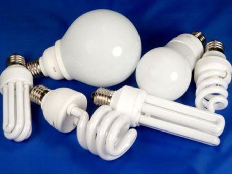 Енергозберігаючі лампи будуть в обласних центрах