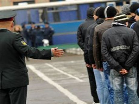 26.6 тисяч служитимуть в українських військах