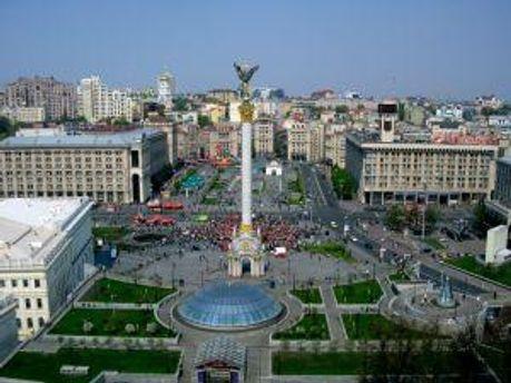 День незалежності у Києві