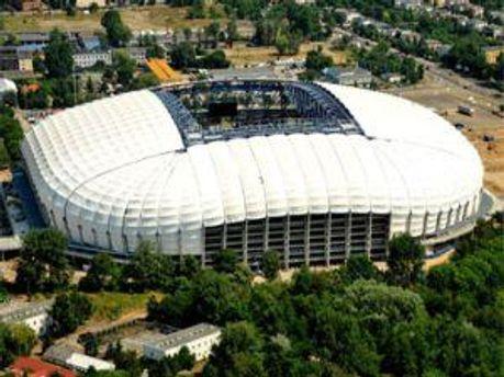 Стадіон у Польщі