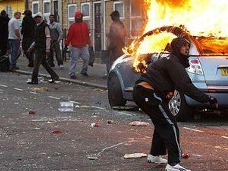 Лондонские хулиганы