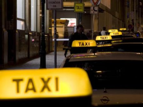 Киевские таксисты недовольны тарифами