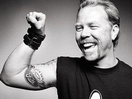 Соліст Metallica Джеймс Хетфілд