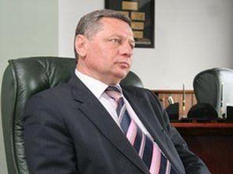 Міський голова Микола Романюк