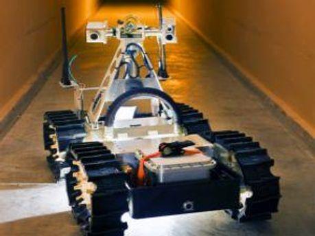 Робот для шахтарів