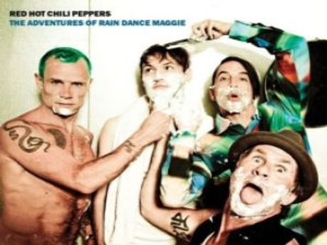 Группа Red Hot Chili Peppers