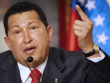 Уго Чавес більше не довіряє європейським банкам