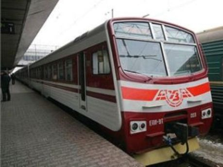 Запустили новый поезд