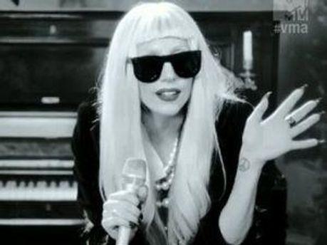 Гага відкриватиме церемонію вручення MTV Video Music Awards