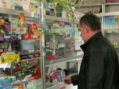 Украина закупает лекарства через посредников