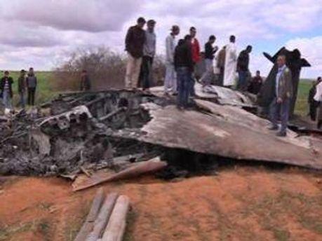 В Ливии уже пострадали 376 человек