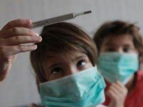Новый штамм гриппа в Украине