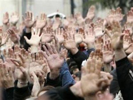 Оппозиции хотят запретить проведение акций 24 августа