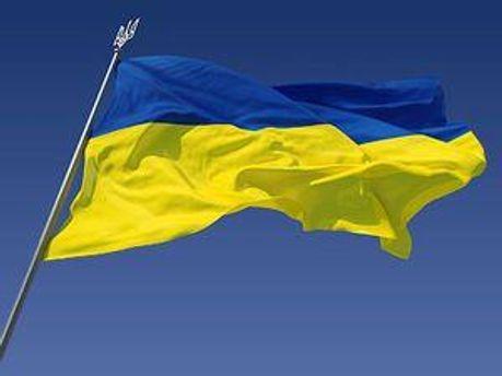 Государственный Флаг Украины