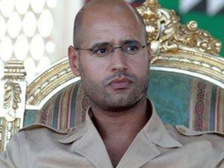 Сейф аль-Іслам Каддафі