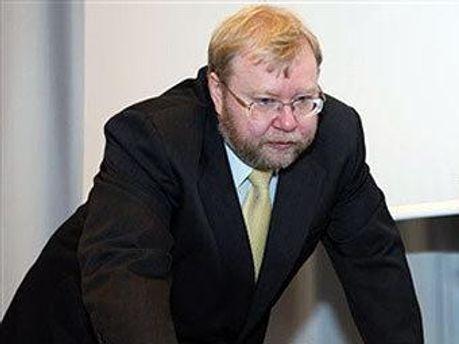 Министр обороны Эстонии Март Лаар