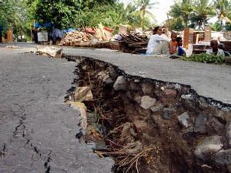 В Колорадо произошло землетрясение