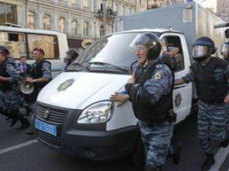 Тимошенко відправили в СІЗО